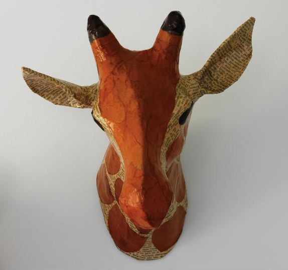 Buy paper mache animals tomstin realty for Making paper mache animals
