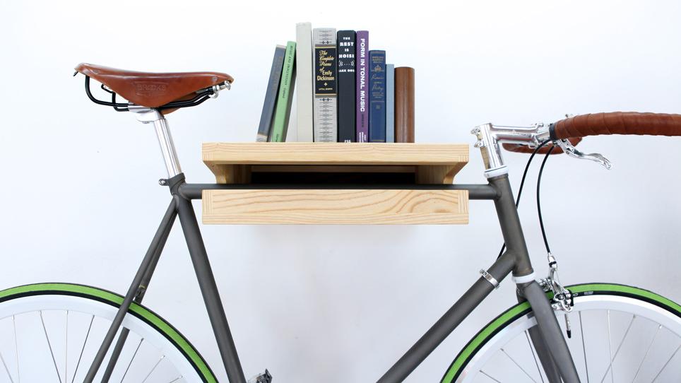 Lovely Knife U0026 Saw: The Bike Shelf Idea
