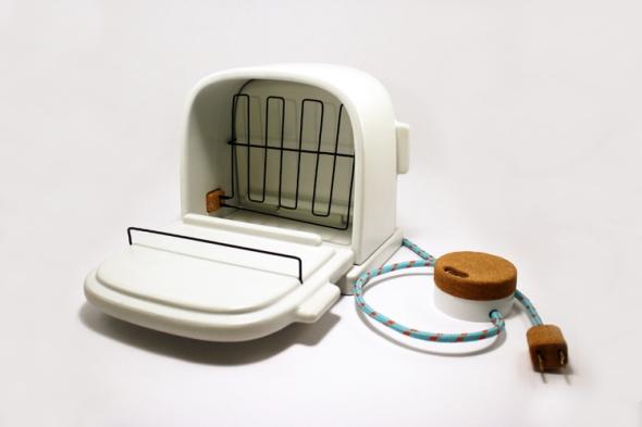 Studio Bup: Bao Toaster