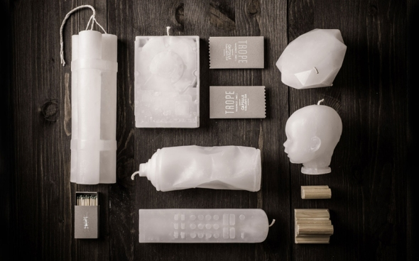 TROPE Candles: Capsule Collection