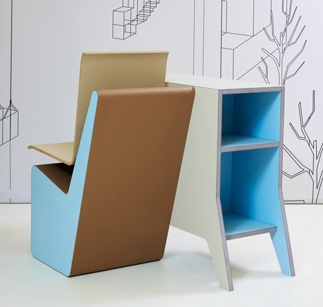 Studio Makkink and Bey for PROOFF: #006 SideSeat